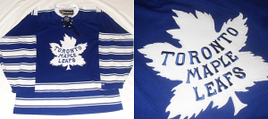 Toronto Maple Leafs 2014 Winter Classic Jersey