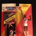 Manute Bol Philadelphia 76ers Starting Lineup