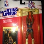 Cleveland Cavaliers Ron Harper 1989 Starting Line up toy figure