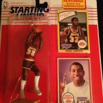 Los Angeles Lakers Magic Johnson 1990 Starting Lineup