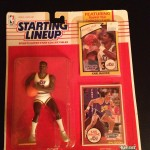 Karl Malone Utah Jazz Starting Lineup Figure