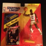 Karl Malone Utah Jazz Starting Lineup 1992 Toy figure