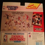 Kenner starting lineup nba 1992 karl malone toy