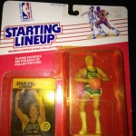 Larry Bird Boston Celtics 1988 Kenner Starting Lineup