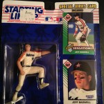 Jeff Bagwell Houston Astors 1993 Starting Lineup