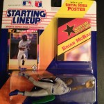 Brian McRae KC Royals 1992 Starting Lineup