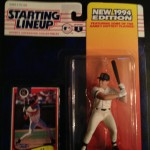 J.T. Snow 1994 California Angels Starting Lineup Toy