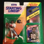 Andre Rison Atlanta Falcons NFL Starting LIneup Toy Figure