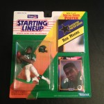 Roob Moore New York Jets Starting Lineup Toy 1992