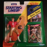 Steve Young San Fransisco 49ers 1992 Starting Lineup