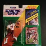 Earnest Byner Washington Redskins 1992 NFL Starting Lineup Figure