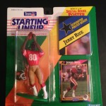 Jerry Rice San Fransisco 49ers Starting Lineup 1992