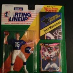 Jeff Hostetler NY Giants 1992 starting lineup action figure