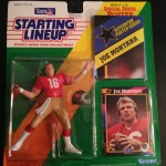 Joe Montana San Fransisco 49ers Starting Lineup Toy Figure