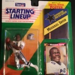 Michael Irvin Dallas Cowboys 1992 Starting Lineup Toy Figure