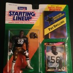 Pat Swilling New Orleans Saints Starting LIneup Toy Figure 1992