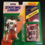 Seth Joyner Philadelphia Eagles Starting LIneup Toy 1992