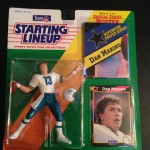 Dan Marino Miami Dolphins Kenner Starting Lineup figure 1992