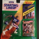 Rodney Hampton New York Giants Kenner Starting Lineup Figure 1992