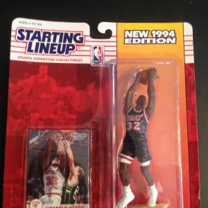 Harold Miner Miami Heat Kenner Starting Lineup Toy Figure NBA