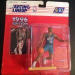 Detroit Pistons Grant HIll 1996 Starting Lineup Toy Figure