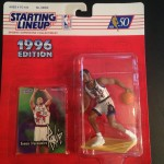 Toronto Raptors Damon Stoudamire 1996 starting lineup toy figure