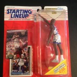 Shaquille O'neal orlando magic nba kenner startingl lineup toy figure