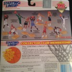 1995 Kenner Starting Lineup Toy Figure NBA