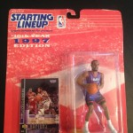 Toronto Raptors Damon Stoudamire 1997 Starting Lineup Toy Figure