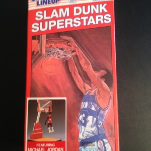 Michael Jordan Chicago Bulls Starting Lineup Figure