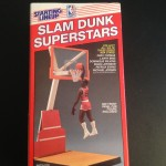 Michael Jordan NBA Slam Dunk superstars 1989 toy figure