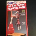 Michael Jordan NBA Slam Dunk superstars 1989 toy figure