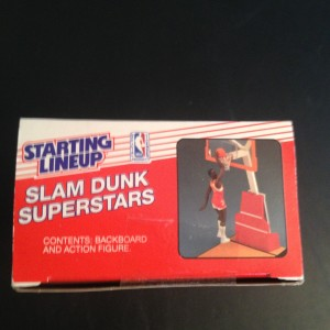 Starting Lineup Slam Dunk Superstars toy figure