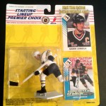Mario Lemeuix Pittsburgh Penguins 1993 starting lineup toy figure
