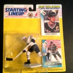 Mario Lemieux Pittsburgh penguins 1993 nhl starting lineup toy figure