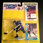 Brett Hull St. Louis Blues Starting LIneup toy figure
