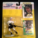 Ray Bourque Boston Bruins starting lineup toy figure
