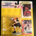 Eric Lindros Philadelphia Flyers NHL Starting lineup 1993
