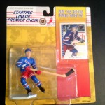 Brian Leetch New York Rangers Starting Lineup 19993