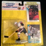 1993 Jeremy Roenick NHL Starting lineup toy