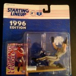 1996 Cal Ripken jr. baltimore orioles mlb starting lineup toy