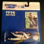 1996 Cal Ripken Jr. Baltimore orioles mlb starting lineup toy figure