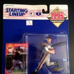 1995 Cal Ripken Jr. Baltimore Orioles mlb starting lineup toy figure