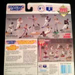 1995 mlb starting lineup toy back