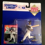 1995 Frank thomas chicago white sox starting lineup toy
