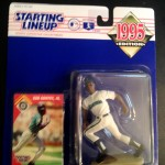 1995 Seattle Mariners Ken Griffey Jr. Starting line up mlb