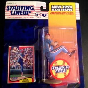 1994 Philadelphia Phillies Steve Carlton Starting Lineup Toy Figure
