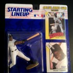 Frank Thomas 1993 chicago white sox starting lineup toy figure