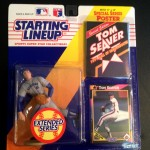 Tom Seaver New York Mets 1992 MLB Starting Lineup Toy Figure