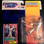 John Olerud Toronto Blue Jays 1994 mlb starting lineup toy figure